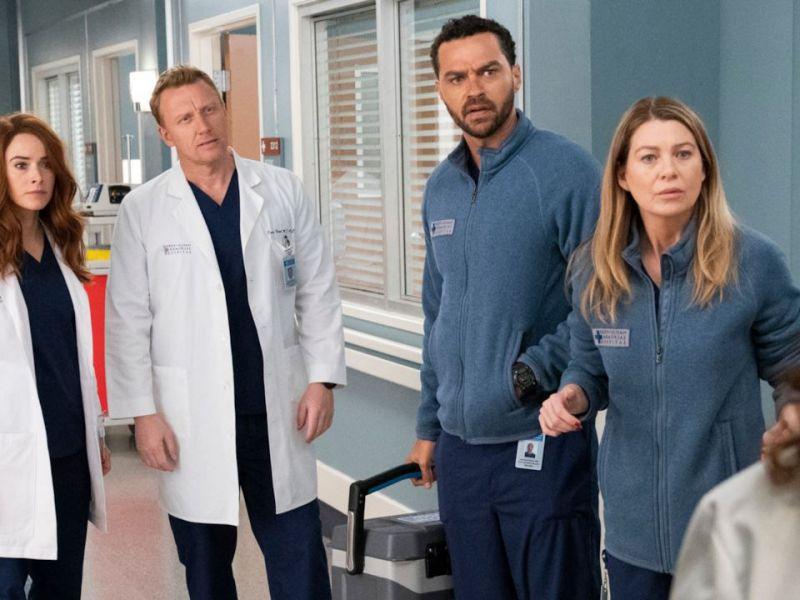 Grey's Anatomy 16, il finale di stagione anticipato fa il botto: ascolti alle stelle