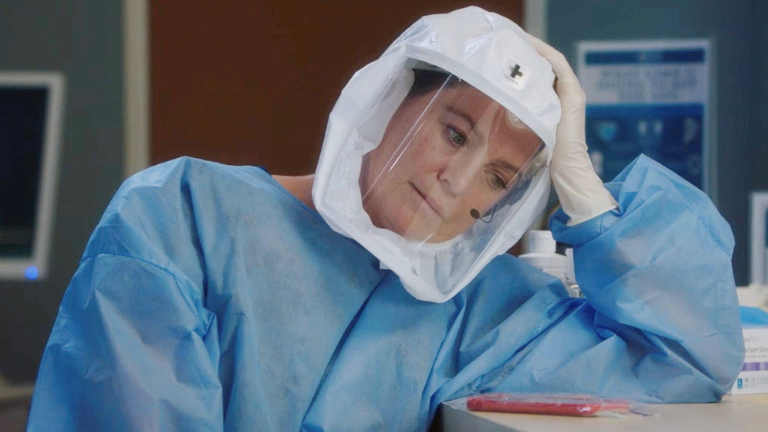 Grey's Anatomy 17 coronavirus