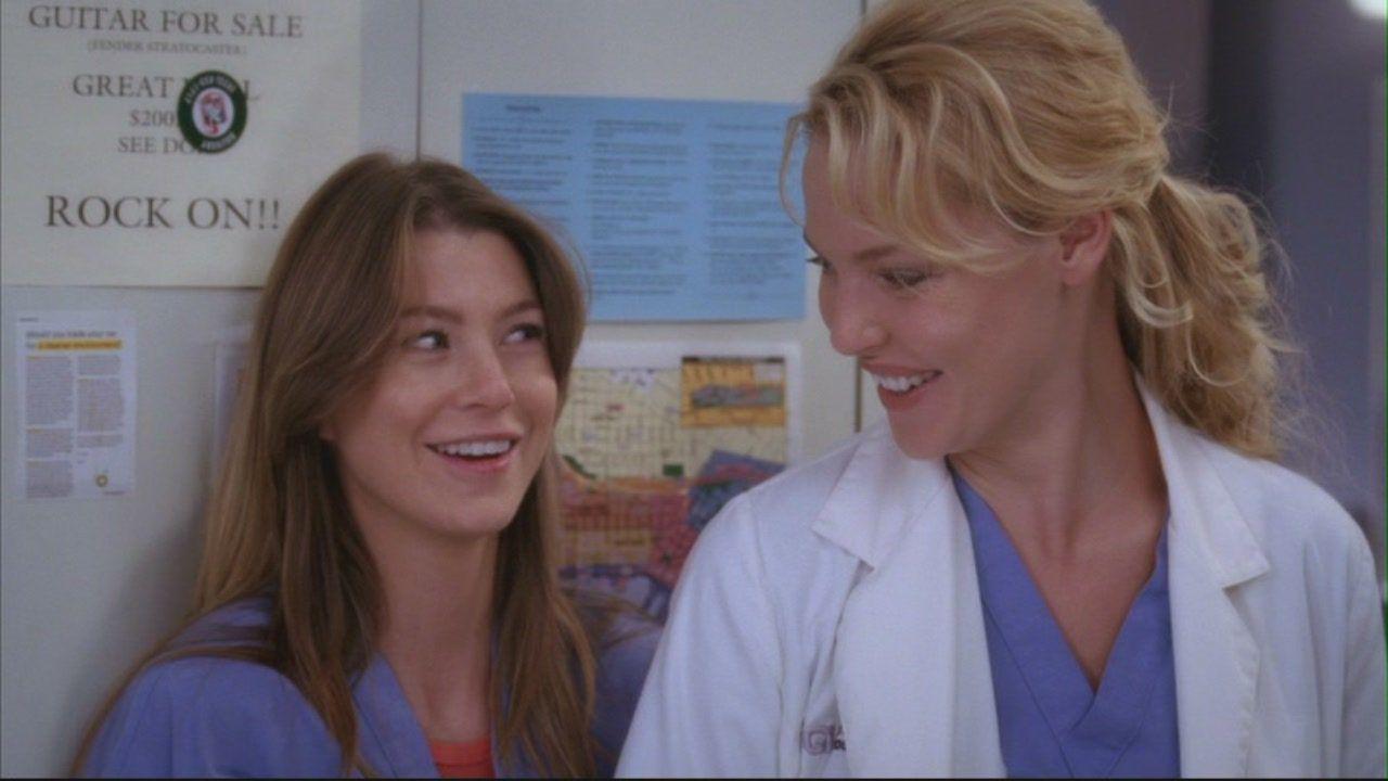 Grey's Anatomy 17, Ellen Pompeo condivide una GIF di Izzie Stevens e i fan impazziscono