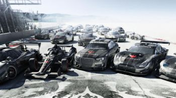GRID Autosport: immagini e copertine