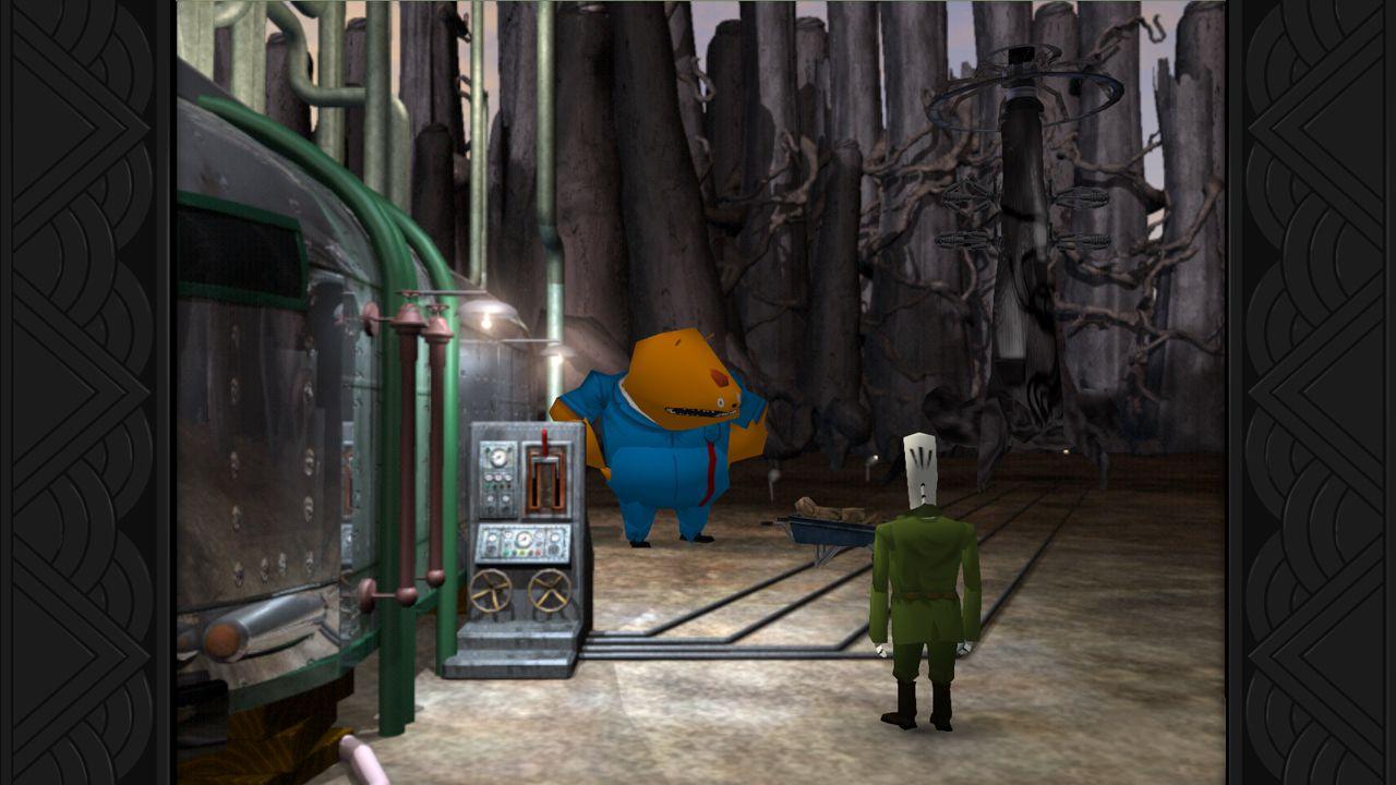 Grim Fandango Remastered, nuovi screenshot del gioco