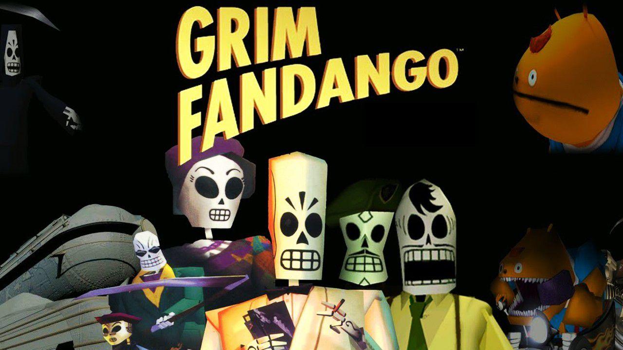Grim Fandango Remastered Spunta A Sorpresa Sull'eShop Di