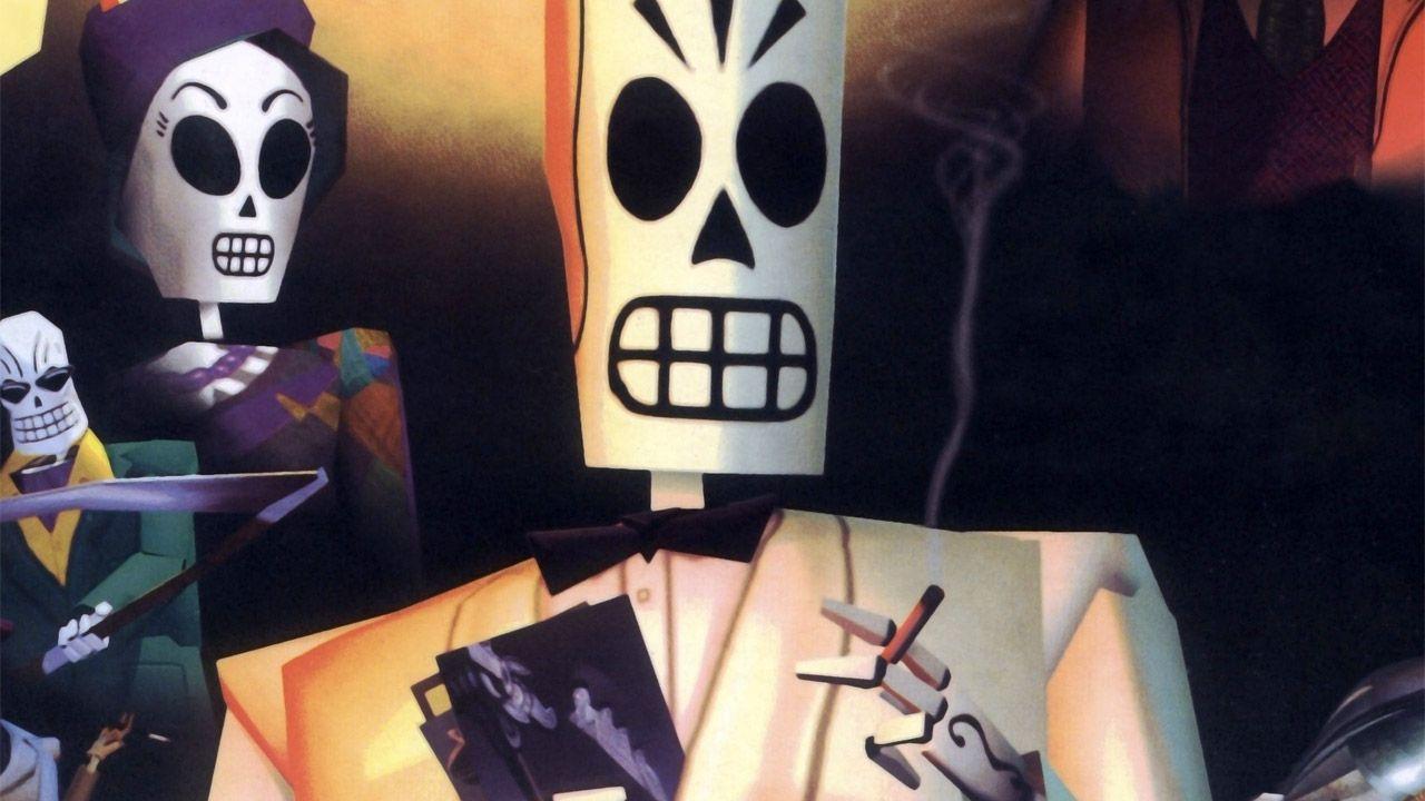 Grim Fandango Remastered: video confronto con la versione originale