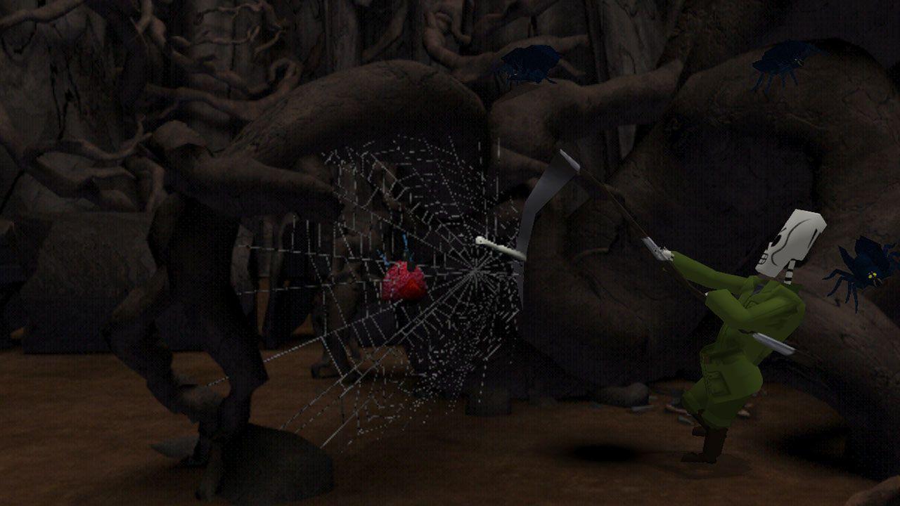 Grim Fandango: video gameplay dal PlayStation Experience