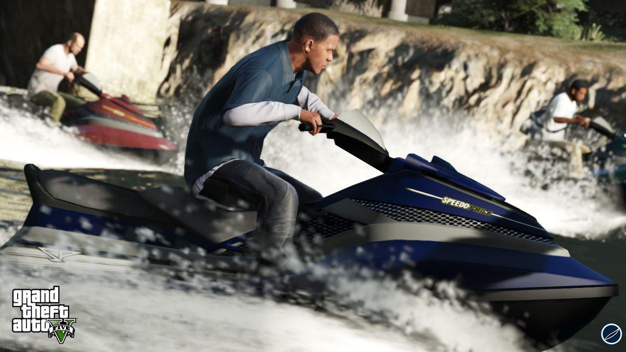 GTA 5: il DLC Heists accompagnerà il lancio delle versioni PlayStation 4 e Xbox One?