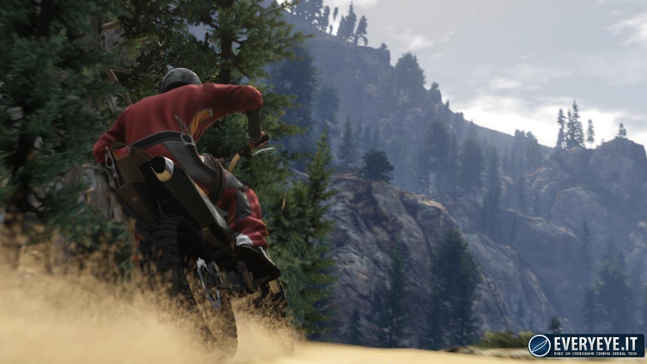 GTA 5: due video mostrano la modalità in prima persona