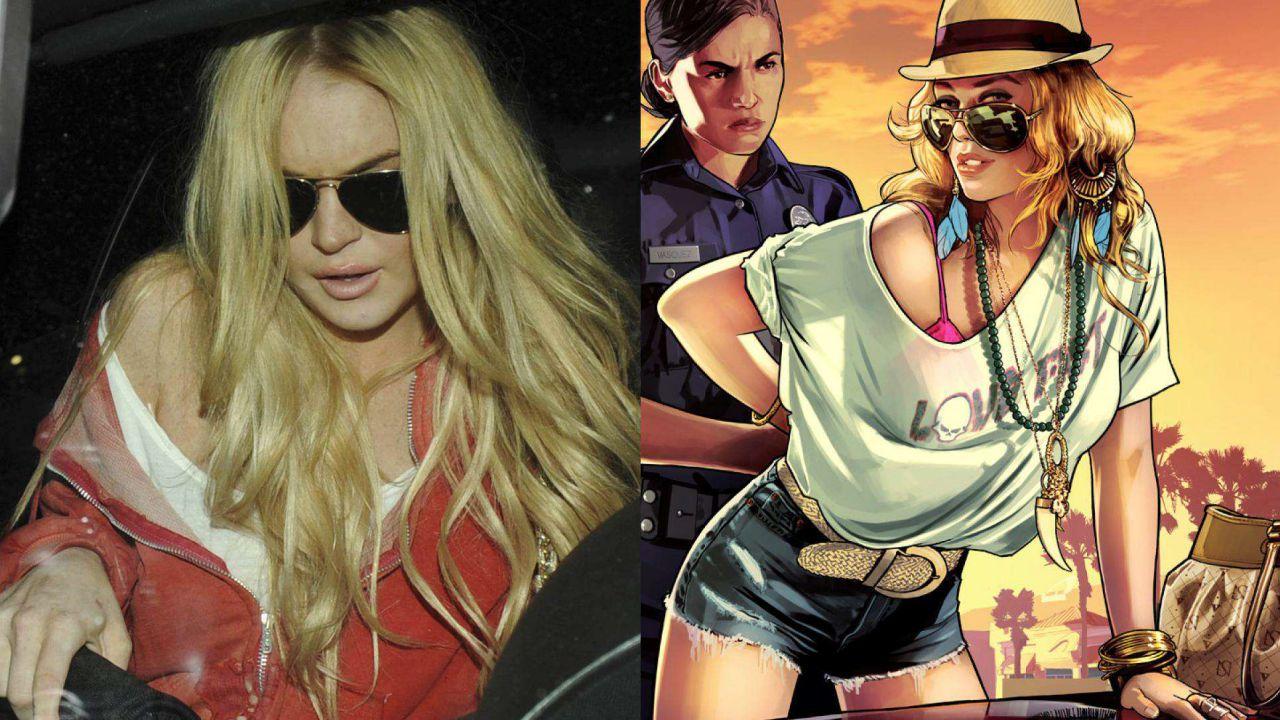 GTA 5: Lindsay Lohan perde la causa contro Rockstar Games