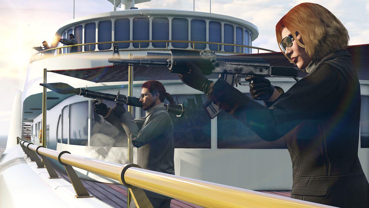 GTA 5 Online: Al via oggi il nuovo evento settimanale