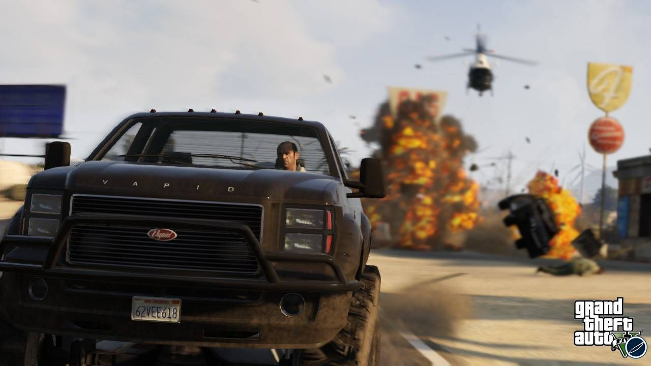 GTA 5 per PC, Xbox One e PS4 arriverà a novembre?