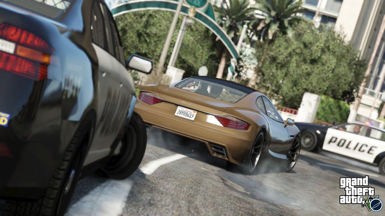 GTA 5 per PC, Xbox One e PS4 potrà essere giocato in prima persona?