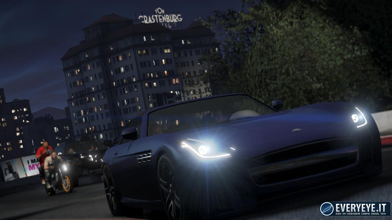 GTA 5: Il primo video di gameplay nextgen verrà mostrato domani