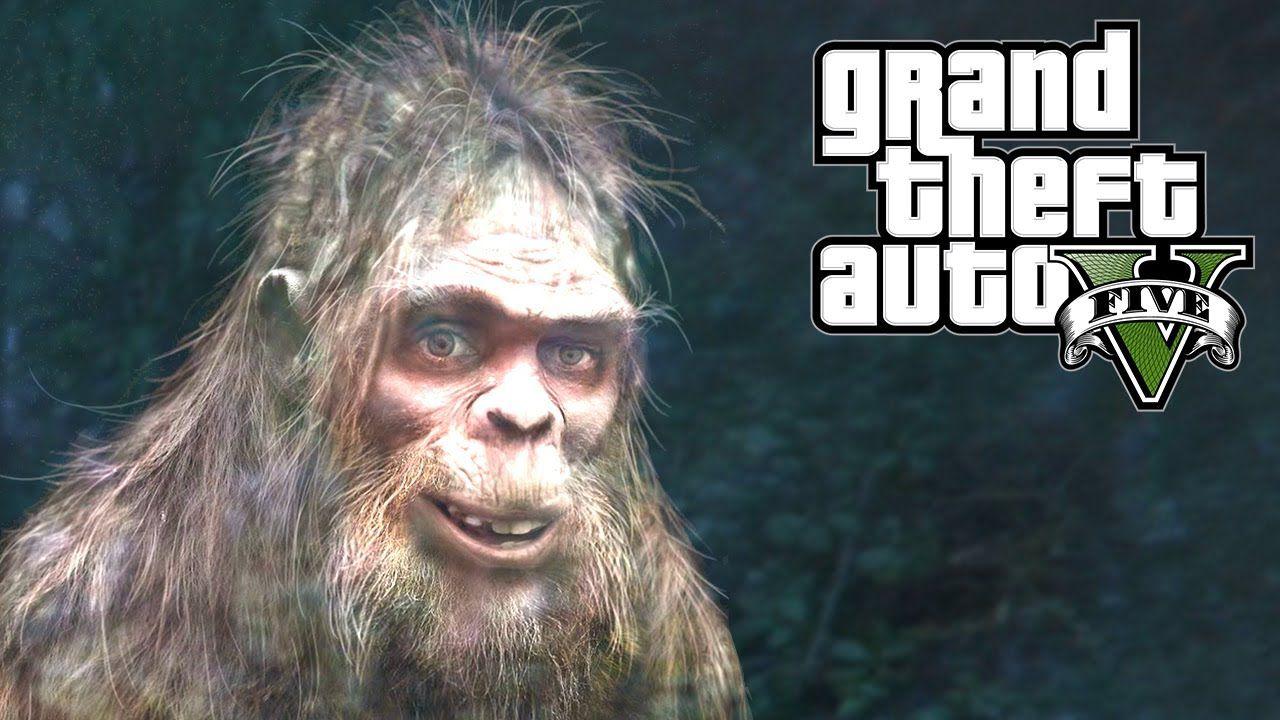 GTA 5: qualcuno ha risolto il mistero di Bigfoot