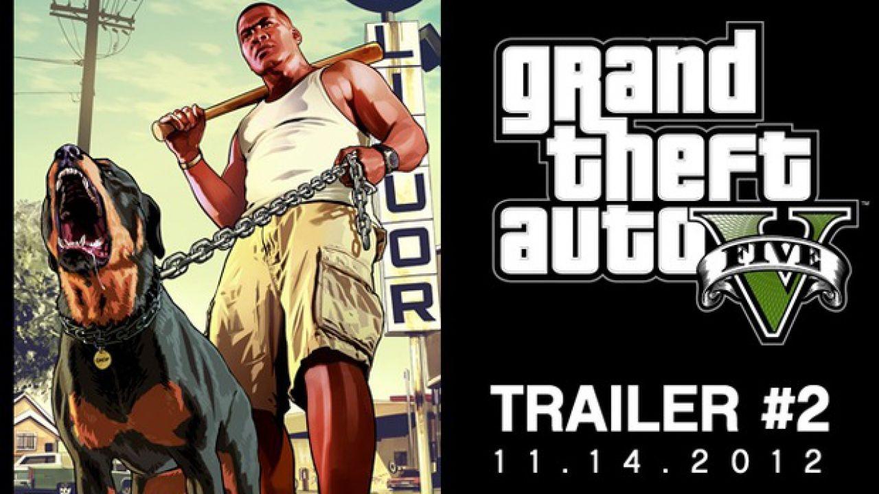 GTA 5: Rockstar pubblica video e immagini