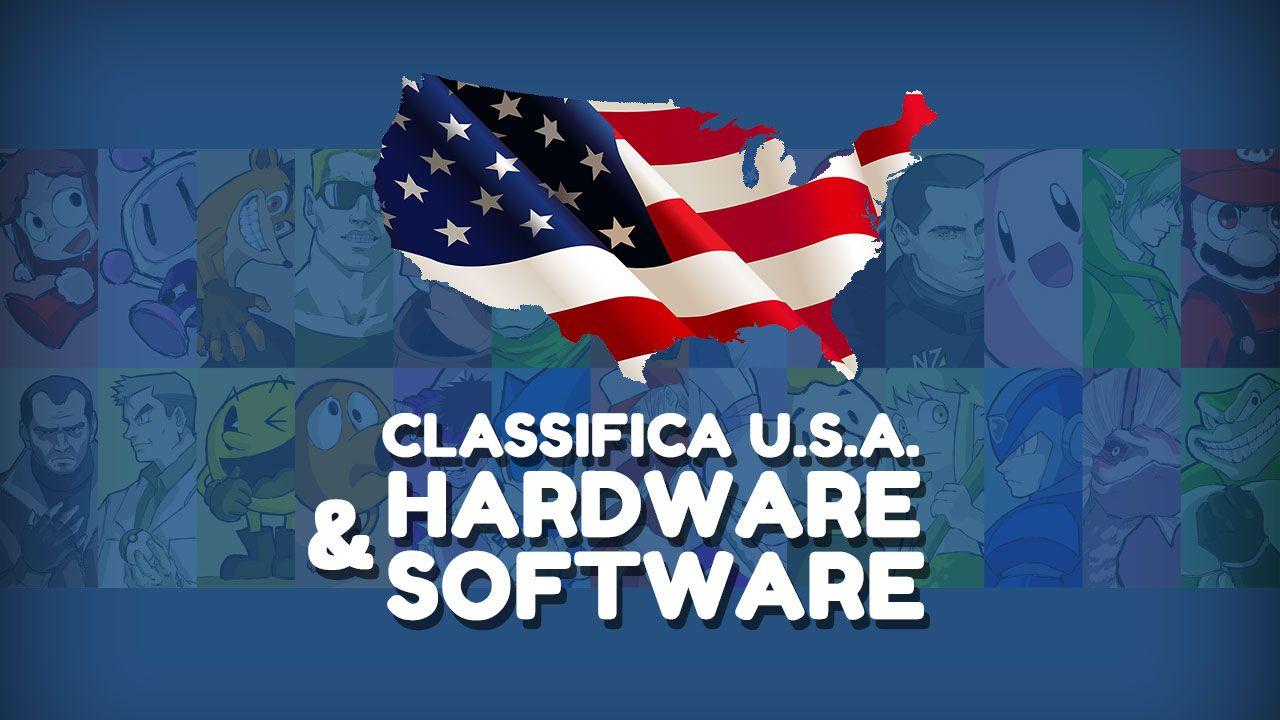 GTA 5 è stato il gioco più venduto a luglio negli Stati Uniti