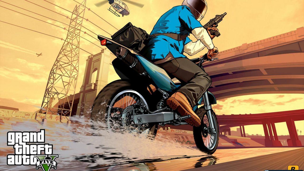 GTA 5: le vendite sorpassano il miliardo di dollari nei primi tre giorni