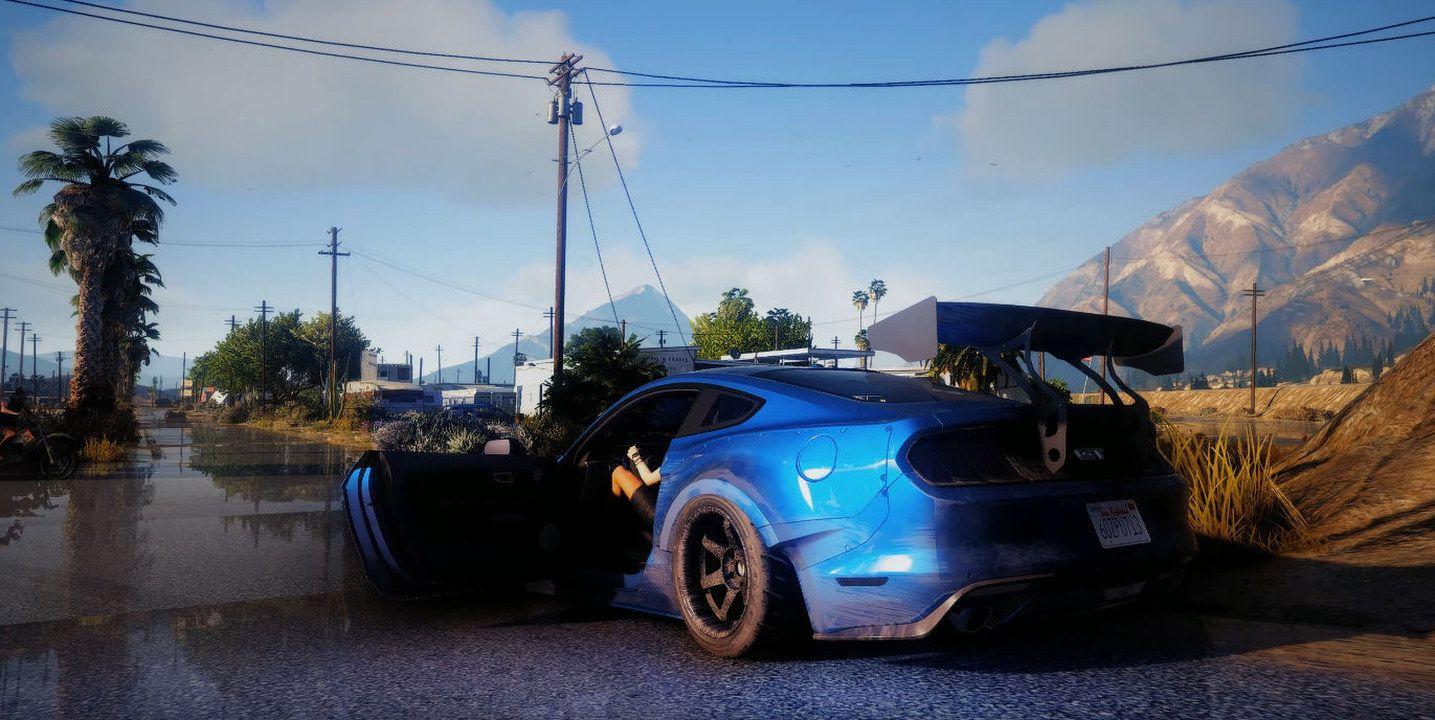 GTA 5: video confronto in 4K 60fps tra mod iper realistiche