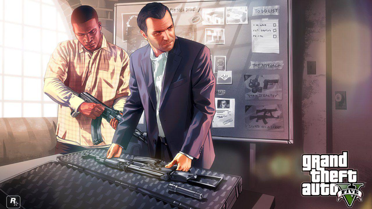 GTA Online, in arrivo Michael e Franklin? Nuovi indizi dai doppiatori di GTA 5
