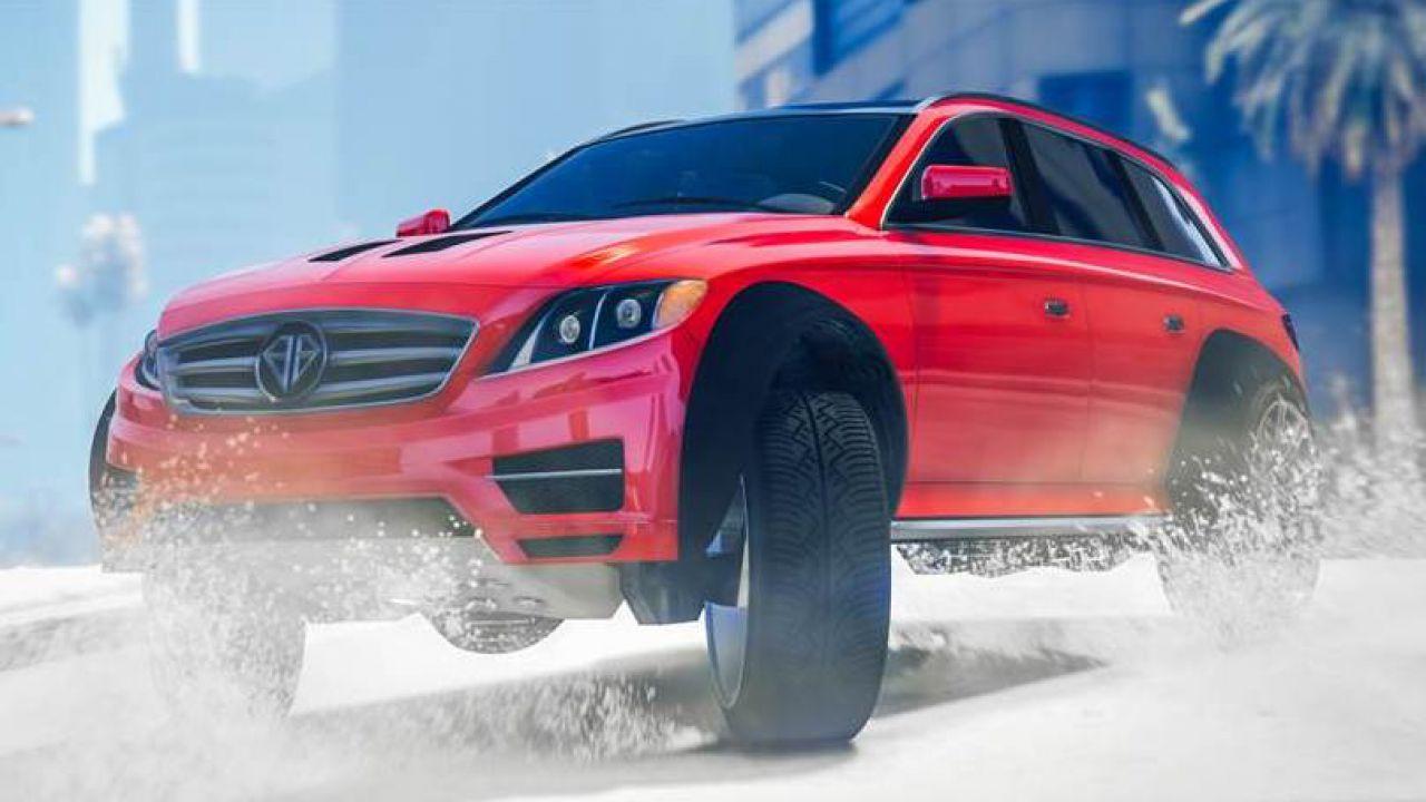 GTA Online: Benefactor Streiter, neve e regali in arrivo