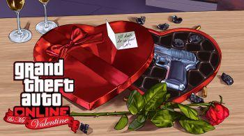 GTA Online: disponibile l'aggiornamento di San Valentino