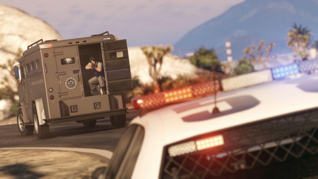 GTA Online: disponibile ora l'aggiornamento Dirigenti e altri criminali