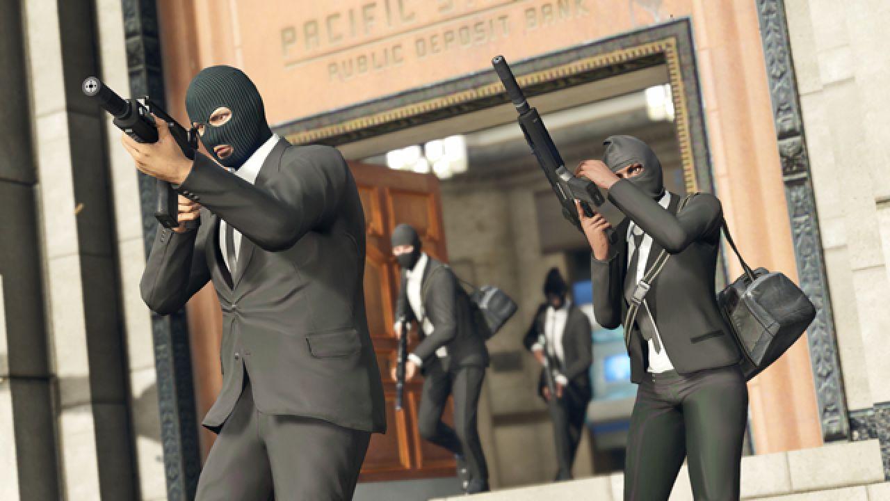 GTA Online: disponibile la patch per PlayStation 3