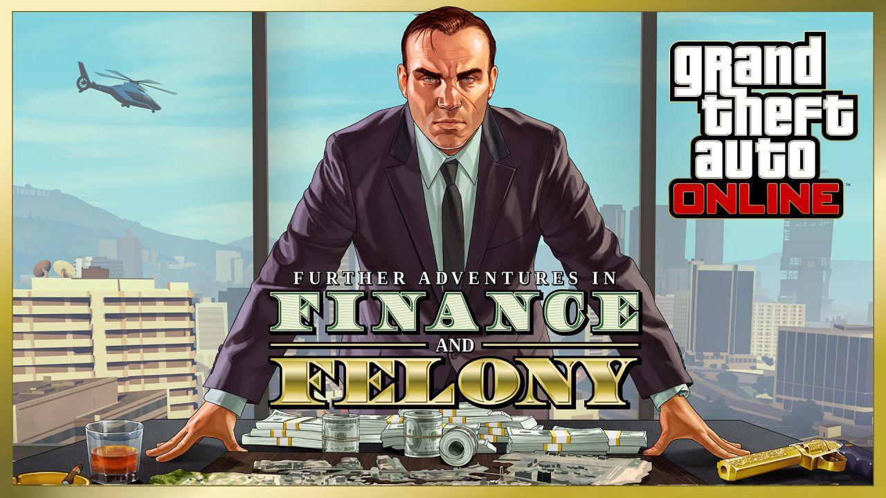 GTA Online: Fenomeni del Furto e della Finanza disponibile per il download