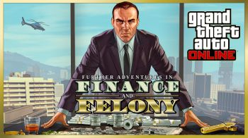 GTA Online: Fenomeni del Furto e della Finanza si presenta in un trailer