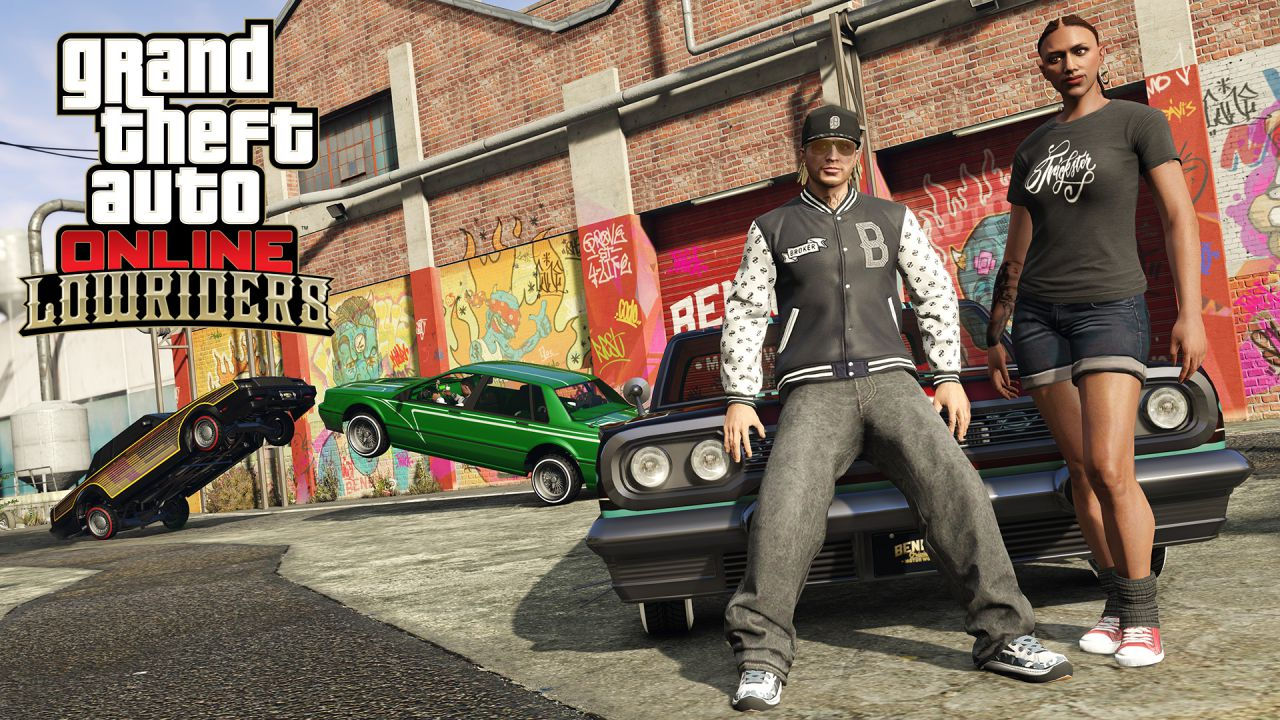 GTA Online festeggia il lancio di Lowriders: Custom Classics con eventi speciali