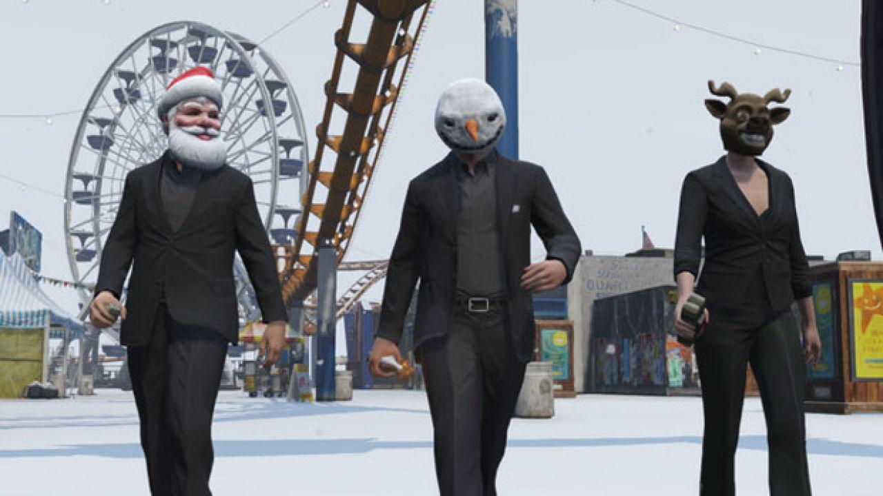 GTA Online è finalmente disponibile su Xbox Live