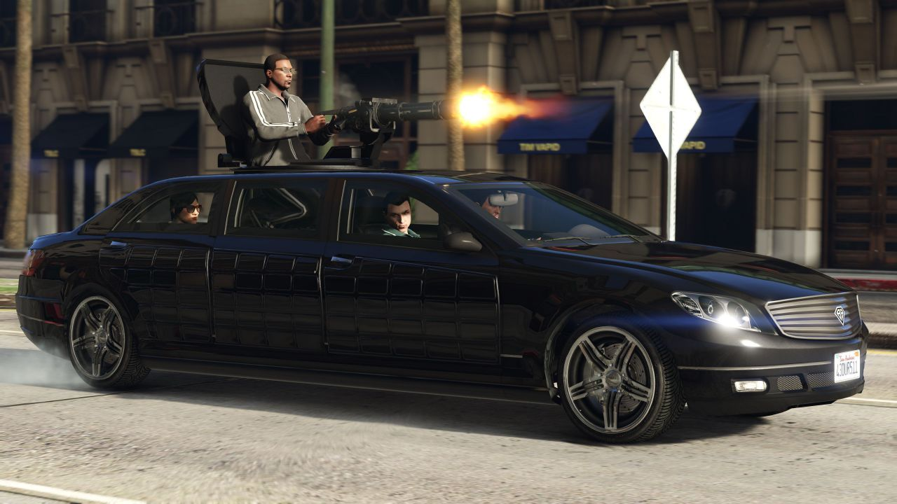 GTA Online: Further Adventures in Finance and Felony in arrivo il 7 Giugno