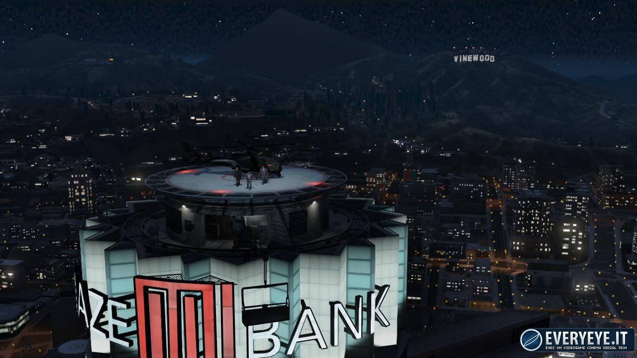 GTA Online: immagini tratti dalle versioni Xbox One e PlayStation 4