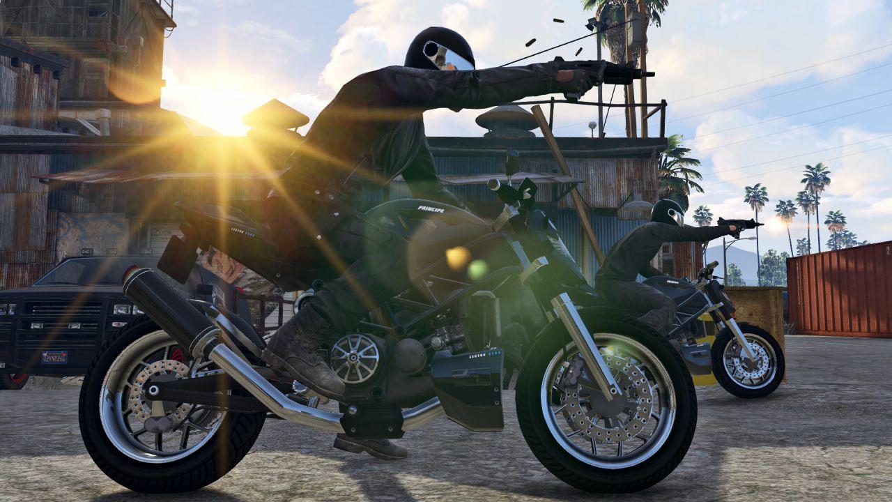 GTA Online: In arrivo un DLC sui biker?