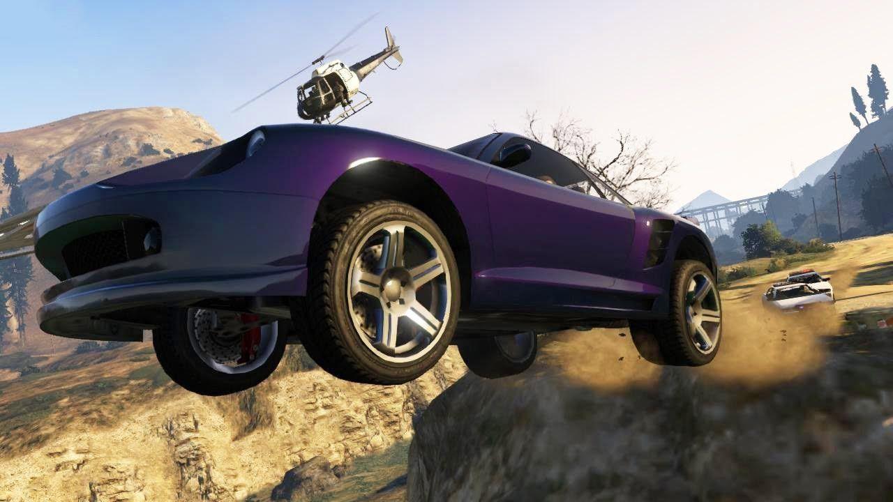 GTA Online: La promozione Stunts and Entourage proposta per il weekend