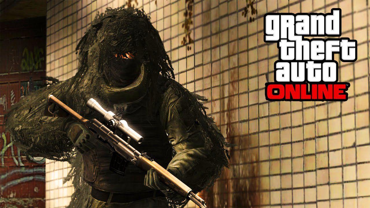 GTA Online: Rockstar consiglia cinque missioni per i cecchini create dalla community