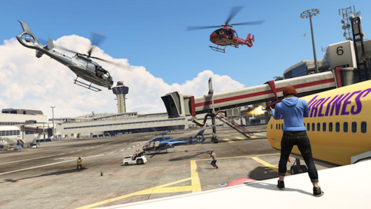 GTA Online sarà accessibile dalle 13:00 in Italia