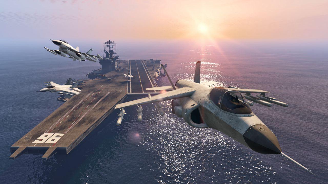 GTA Online: server offline per manutenzione