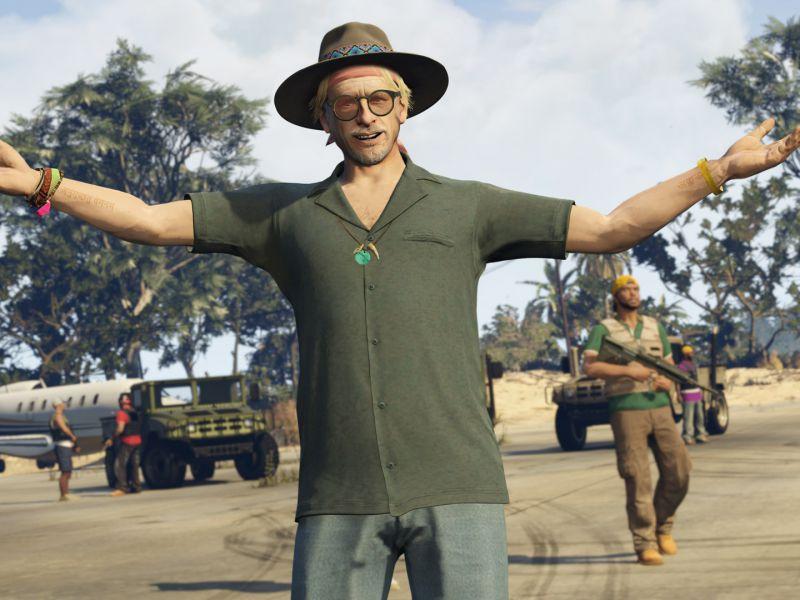 GTA Online The Cayo Perico Heist: How To Start The Heist