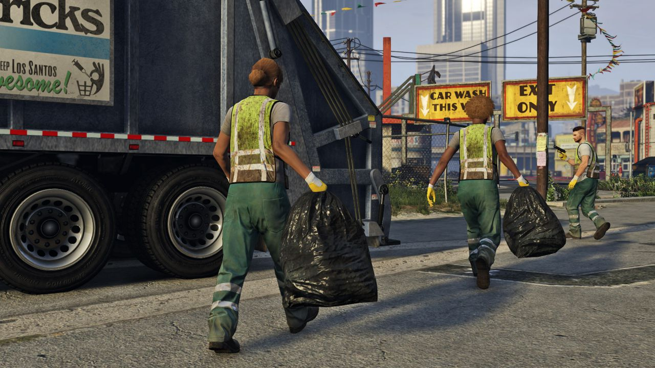 GTA Online: trapelano auto, maschere, vestiti e contatti dell'aggiornamento Colpi