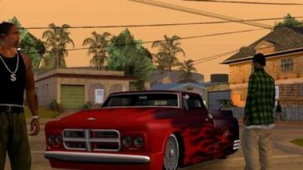 GTA San Andreas: lungo video gameplay per la versione Xbox 360