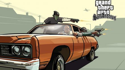 GTA San Andreas per PS3 disponibile sul PlayStation Store