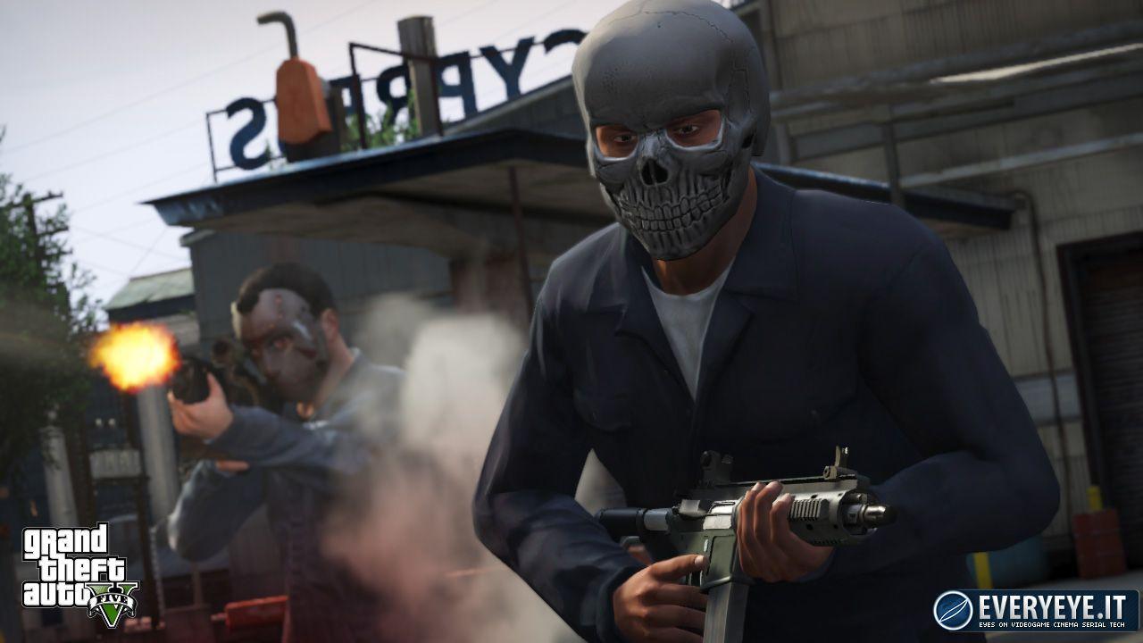 GTA V per PC, Xbox One e PS4: nuove canzoni per la stazione radio FlyLo FM