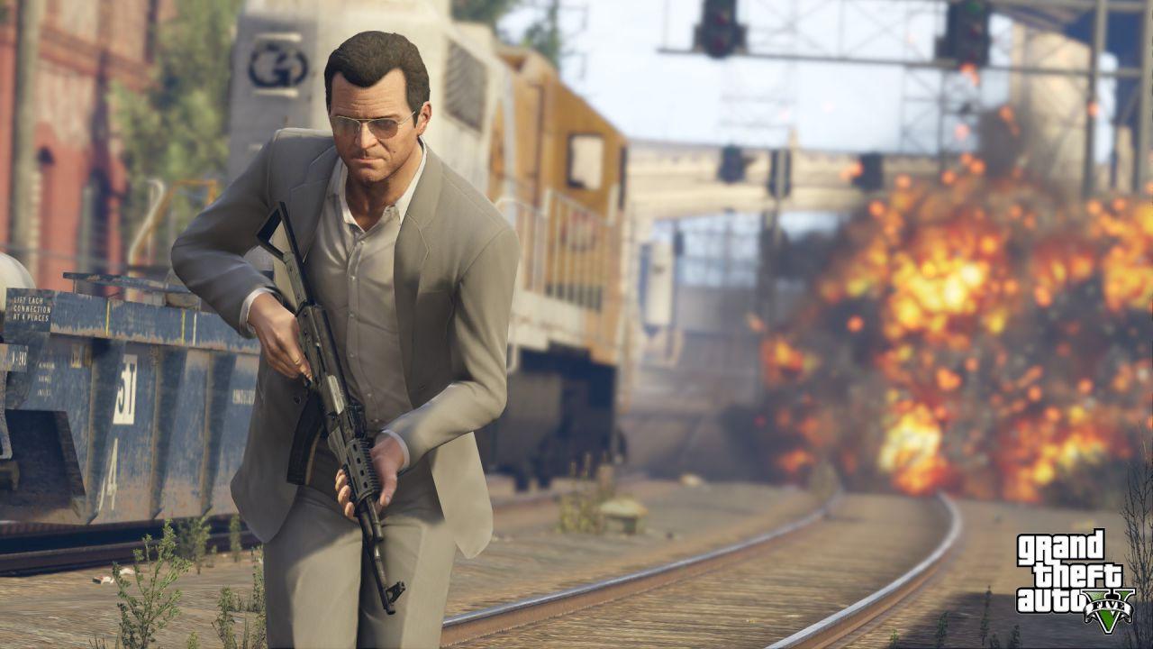 GTA V ha venduto cinque milioni di copie nel Regno Unito
