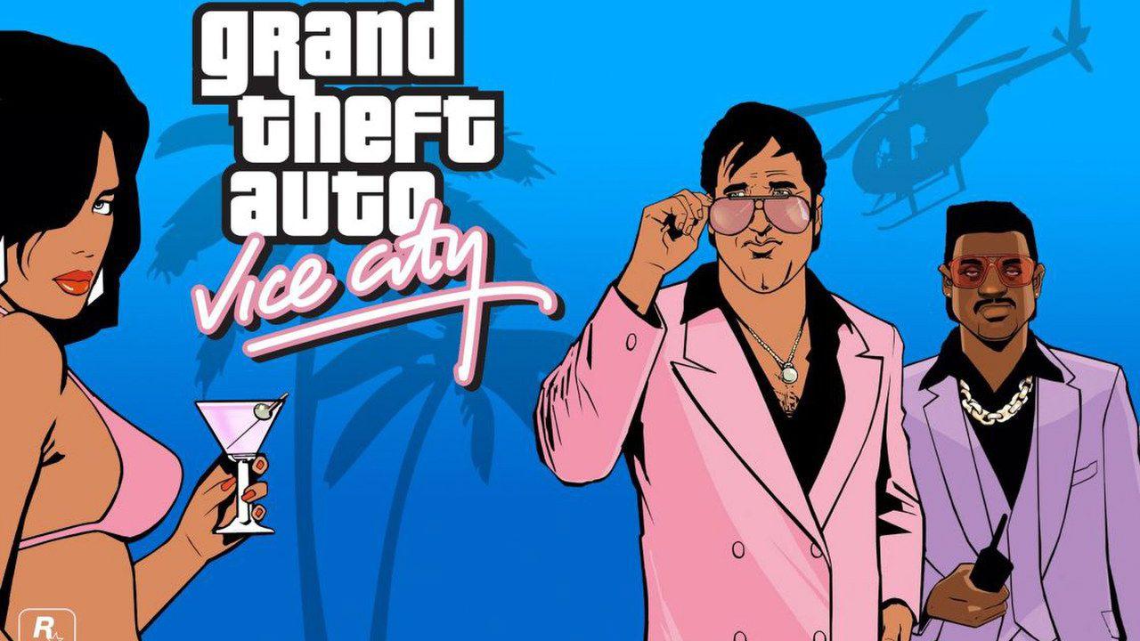 GTA Vice City: disponibile il Texture Pack HD creato da una IA Neurale