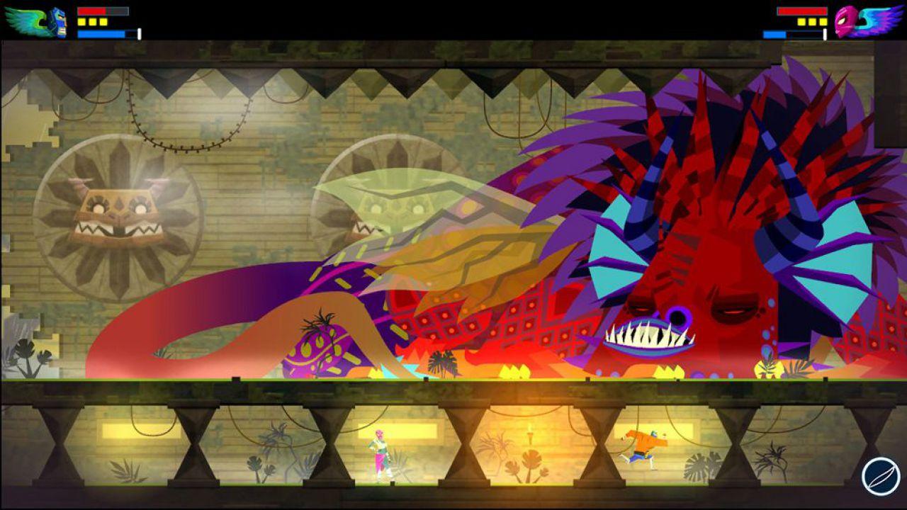 Guacamelee: Super Turbo Championship Edition arriva il 2 Luglio anche su Xbox One, 360 e Wii U