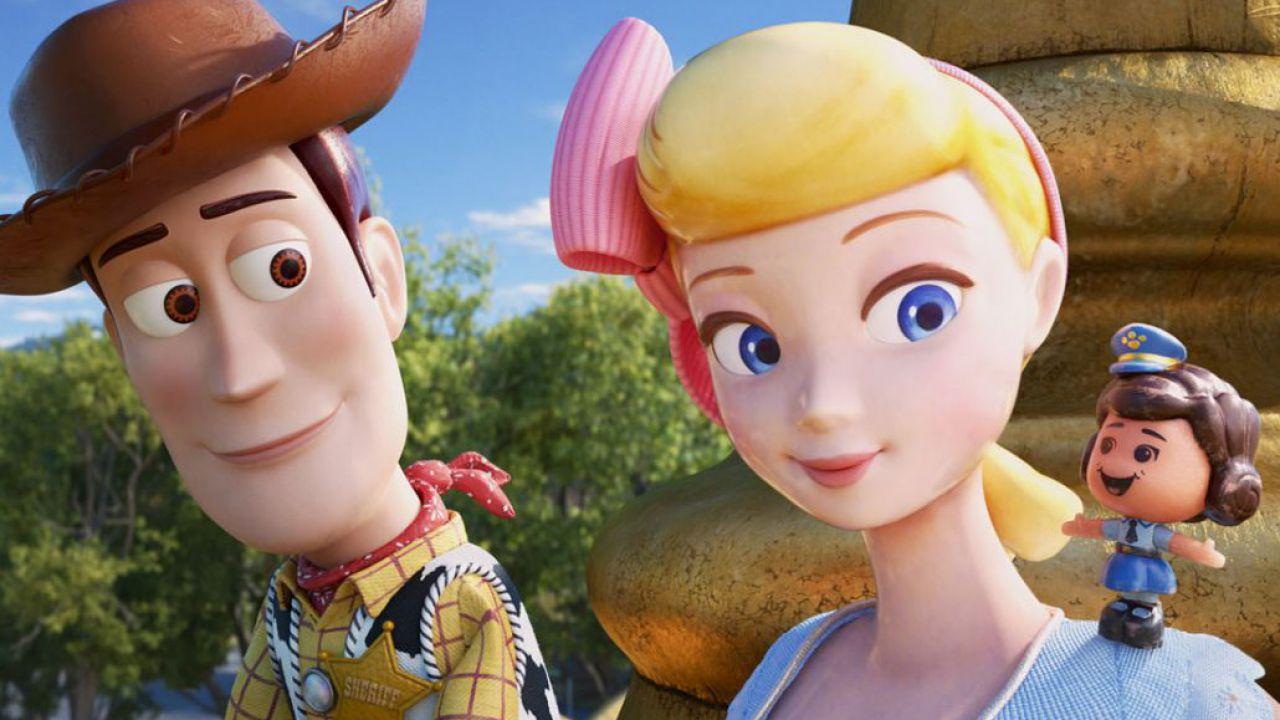 Guardate l'incredibile livello di dettaglio raggiunto dalla Pixar in Toy Story 4