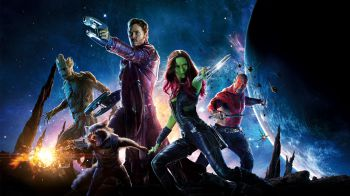 Guardiani della galassia vol 2.: il team in un nuovo concept art