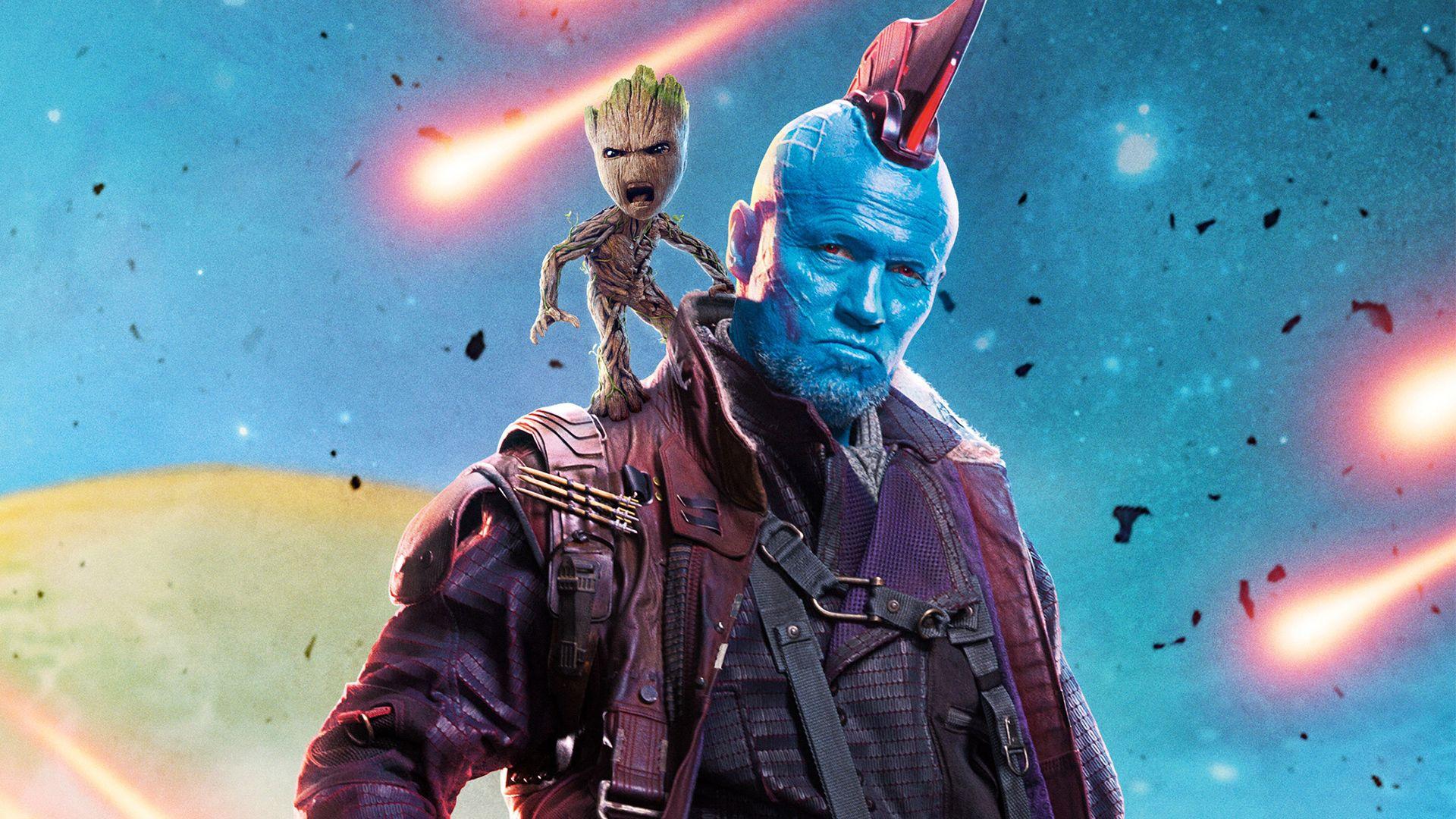 Guardiani della galassia yondu i ravagers david bowie