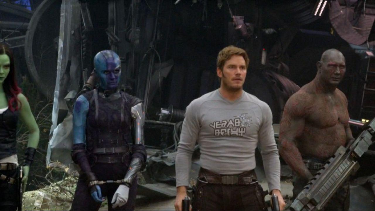 Guardiani della Galassia 2: James Gunn ha convinto Marvel con un solo dettaglio