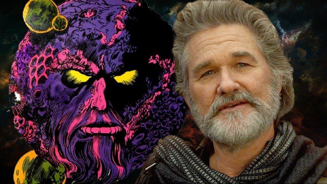 Guardiani della Galassia 2, lo scambio tra Ego e Deadpool: ecco come Gunn convinse Fox