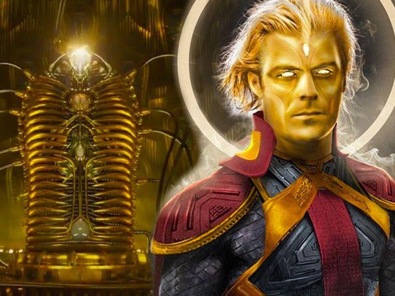 Guardiani della Galassia 3, annunciato Adam Warlock! Ma James Gunn interviene
